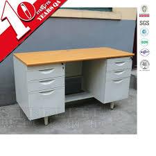 Office Desk With Locking Drawers Desk Locking Computer Desk Lockable Computer Furniture Steel