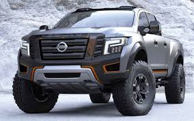 truck nissan titan 2018 nissan titan the new trucks king is ready to hit the roads