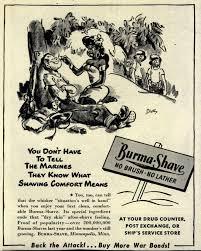 Burma Shave Meme - justaskjudy burma shave