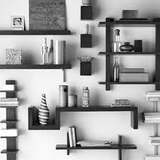Wohnzimmer Regale Design Regale Dekorieren Ideen