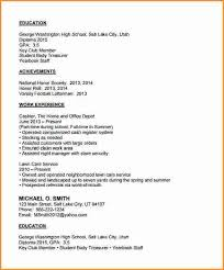 high school resume resume for highschool graduate tgam cover letter
