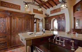 spanish style kitchen design adorable design ideas of hacienda style kitchens kitchen razode