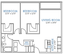 2 bedroom floorplans floorplans 909 broad