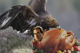 a war eagle thanksgiving