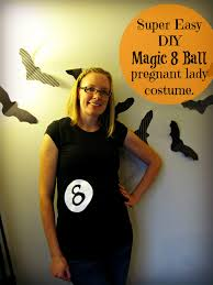 Pregnant Halloween T Shirts Freshly Completed Super Easy Pregnant Lady Costume