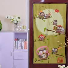 Owl Kitchen Curtains by Cute Kitchen Curtains Reviews Online Shopping Cute Kitchen