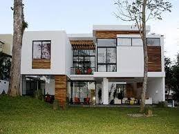 Contemporary Style Home Decor 1920x1440 Contemporary Houses With Small Fronyard Garden Playuna