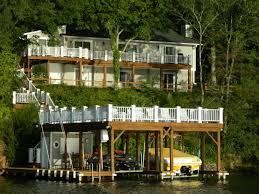 decks u0026 docks renew crew of lake gaston kerr lake and the