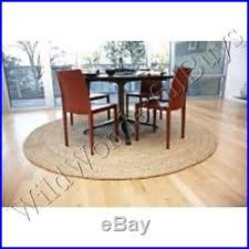 Round Rug Pottery Barn Barn Jute Round Rug Natural 8 Ft Braid New Authentic