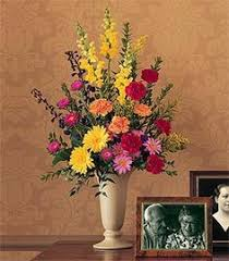 Traditional Funeral Flower - traditional funeral flower arrangements arreglos florales para