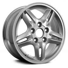 1999 honda crv rims 1999 honda cr v replacement factory wheels rims carid com