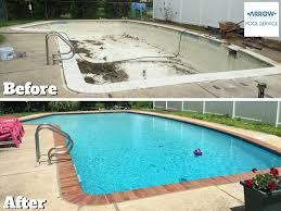 Renovations Before And After Arrow Pool Renovations Before And After Arrow Pool