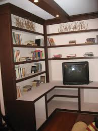 how to make built in bookshelves hgtv