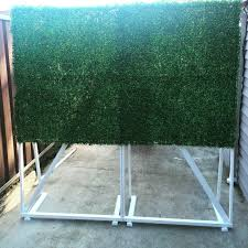Photo Backdrop Green Hedge Backdrop Prop My Party Events Hire