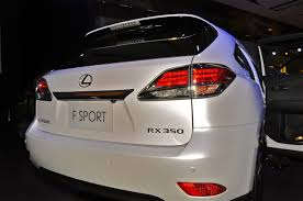 lexus rx270 youtube launch the new lexus rx luxury crossover from rm359 800 rm525