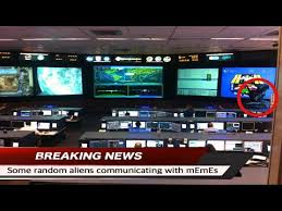 Aliens Meme Video - nasa receives a message from the aliens using memes video youtube