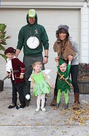 Peter Pan Halloween Costumes Adults Family Costume Peter Pan Holiday Peter Pans