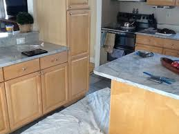 is it better to paint or spray kitchen cabinets professional spray or roll kitchen cabinets