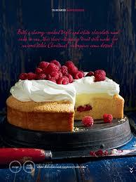 white chocolate u0026 raspberry trifle cake from donna hay dec jan