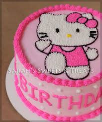 pink hello kitty cake u0026 cookies sarah u0027s sweets u0026 treats