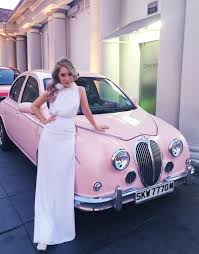 pink sparkly mercedes xiaxue blogspot com everyone u0027s reading it my new car the