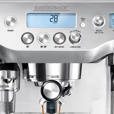 gastroback 42612 design espressomaschine advanced pro g gastroback design espresso maschine advanced professional pro