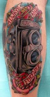 vintage camera by jose carrasquillo tattoo royale in springfield