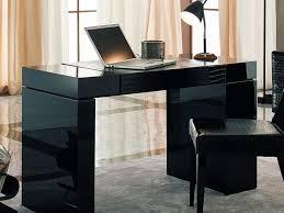 office desk impressive black office desk with drawers furniture