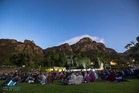 Botanical Gardens Open Air Cinema The Galileo Open Air Cinema Season 2016 2017 Lopville Living