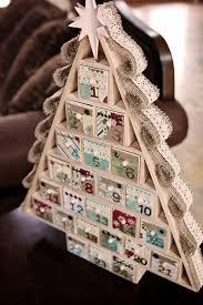 easy diy scrappy shabby chic advent calendar my crafty spot