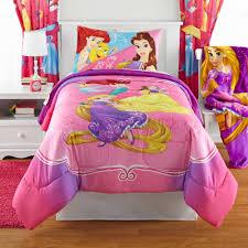 Bedding Disney Princess Bedazzling Princess Reversible Twin Full Bedding