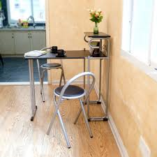 japanese style free installation doulbe eat desk and chair