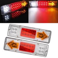 Led Tail Light Bulbs For Trucks by Online Buy Wholesale Led Tail Lights 24v Truck From China Led Tail