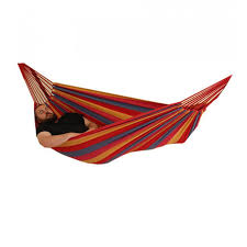 double hammock in red yellow u0026 blue buy hammocks online
