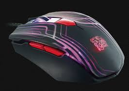 light up wireless gaming mouse tt esports