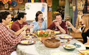 all the friends thanksgiving episodes on netflix