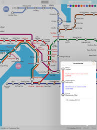 mtr map explore hong kong mtr map on the app store