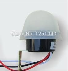 Photo Sensor Outdoor Light 10pcs Lot Led Light Sensor Switch Outdoor Light Switch