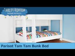 Parisot Tam Tam White Bunk Bed Parisot Bunk Beds - Parisot bunk bed