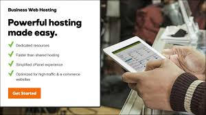launches business hosting for ecommerce high traffic sites