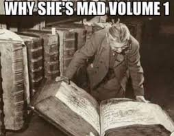 why she s mad volume 1 funny dank memes gag