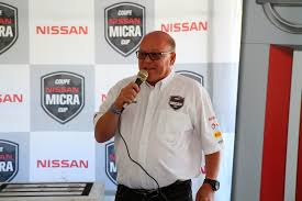 nissan canada equipped sales event 2017 season race calendar and q u0026a with jacques deshaies organizer