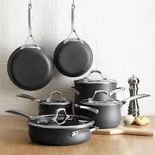 Calphalon Calphalon Unison Nonstick 10 Piece Cookware Set Bloomingdale U0027s