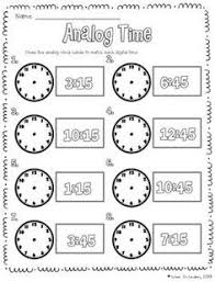 time worksheets o u0027clock half and quarter past u0026 to sheet 1a