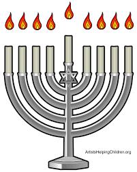 menorahs for kids how to make a magnetic hanukkah menorah kids crafts activities
