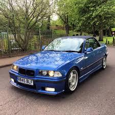 Bmw M3 1998 - 1998 bmw 323i convertible full m3 estoril blue in basford