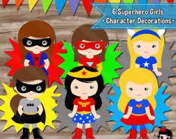 superhero villains birthday banner joker harley quinn poison
