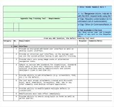 bug report template xls issue tracker template project issue tracker template for excel 3