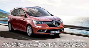 renault grand scenic 2017 interior renderings steering news daily updated auto news haven part 3