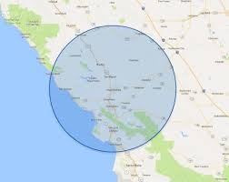 Paso Robles Map Contact Us Reliable Restoration U0026 Remodeling